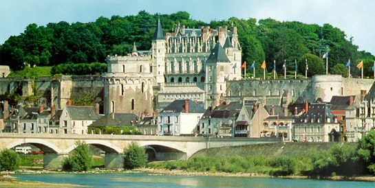 Chateaux Country package in France